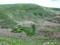 経の町大噴火口(第一次噴火口跡)