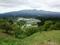 男鹿三山(右から真山、本山、毛無山)