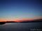 下北半島の夜明け
