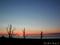 下北半島の日の出
