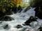 奥入瀬渓流 阿修羅の流れ