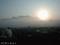 三戸町 名久井岳 巨大な日の出