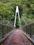 川内渓谷の橋
