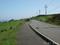 尻屋崎 津軽海峡側