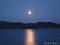 月光の桧原湖