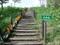 日本一のズリ山階段 444段目