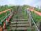 日本一のズリ山階段 666段目