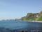 積丹半島神威岬を望む