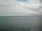 霧多布岬展望台より浜中湾を望む