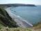 アイニンカップ岬と小島