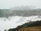 残雪の知床峠